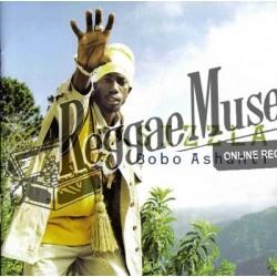 Sizzla - Bobo Ashanti - Greensleeves LP