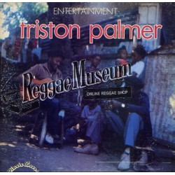 Triston Palmer - Entertainment - Midnight Rock LP