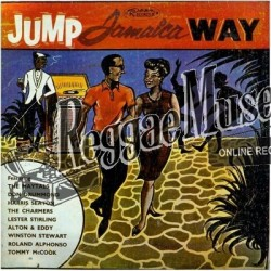 Various Artists - Jump Jamaica Way - Coxsone LP
