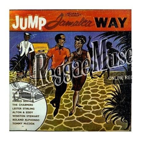Various Artists - Jump Jamaica Way - Coxsone LP