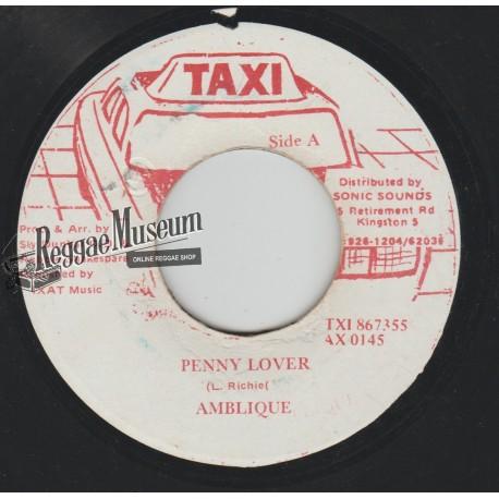 "Amblique - Penny Lover - Taxi 7"""