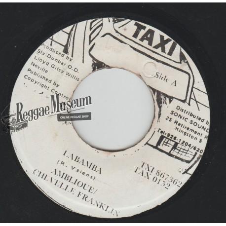 "Amblique & Chevelle Frankyn - Labamba - Taxi 7"""