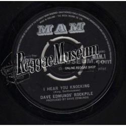 """Dave Edmund Rockpile - I Hear You Knocking - Mam 7"""""""