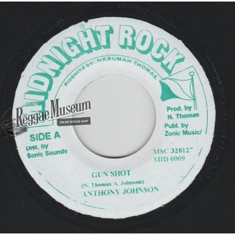 """Anthony Johnson - Gunshot - Midnight Rock 7"""""""