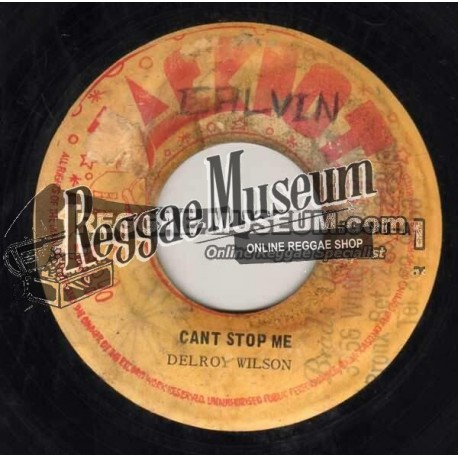 """Delroy Wilson - Cant Stop Me - Jackpot 7"""""""