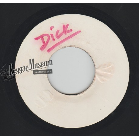 20 Fingers - Short Dick Man - blank 7""