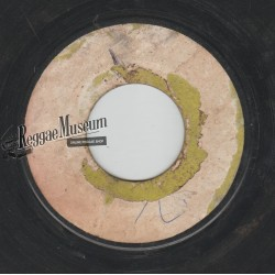 Dennis Alcapone - It Must Come - blank (Smash) 7""