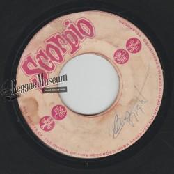 """Dennis Alcapone - Let Love In  - Scorpio 7"""""""