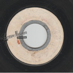 Dennis Alcapone - This A Butter - blank (Sounds United) 7""