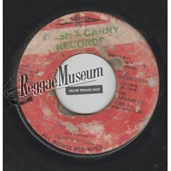 """Dennis Brown - Gimme Your Love - Cash And Carry 7"""""""