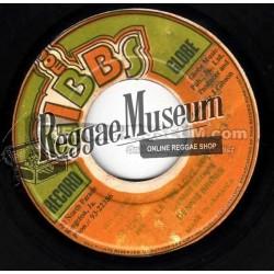 "Dennis Brown - Let Me Love You - Joe Gibbs 7"""