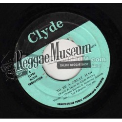 """Dennis Haynes - To Be A Great Man - Clyde 7"""""""
