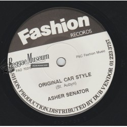 Asher Senator - Original Car Style - Fashion 7""