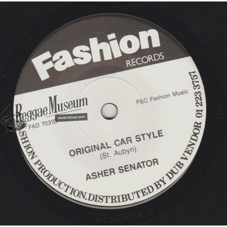 "Asher Senator - Original Car Style - Fashion 7"""
