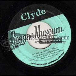 """Dennis Haynes & Harmony Heralds - To Be A Great Man - Clyde 7"""""""