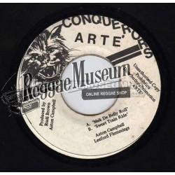 "Aston Campbell - Mek De Belly Roll - Conquerors arte 7"""
