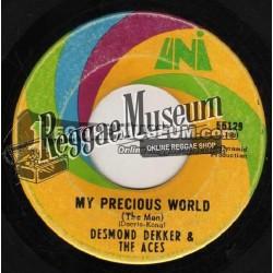 "Desmond Dekker - My Precious World - Uni 7"""