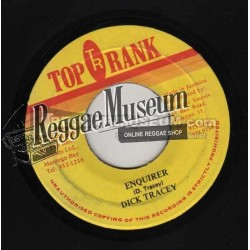 Dick Tracey - Enquirer - Top Rank 7""