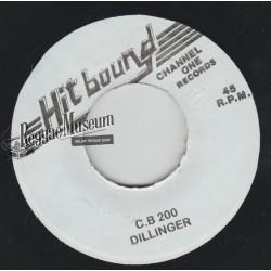 """Dillinger - CB 200 - Hit Bound 7"""""""