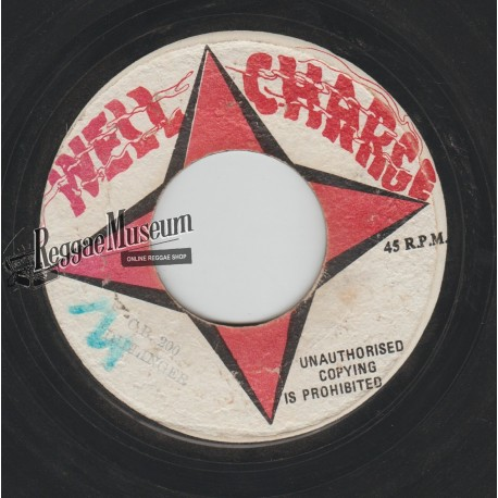 Dillinger - CB 200 - Well Charge 7""