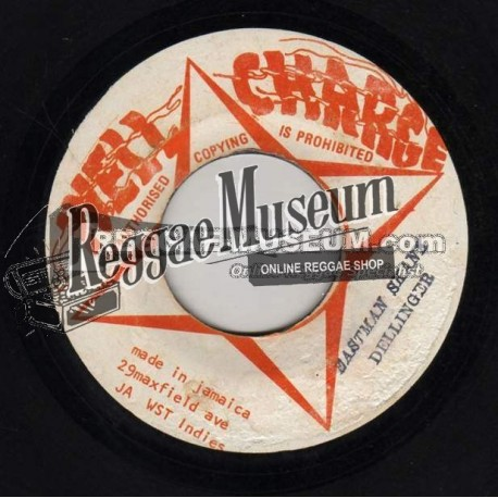 Dillinger - Eastman Skank - Well Charge 7""