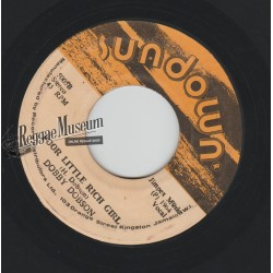 Dobby Dobson - Poor Little Rich Girl - Sundown 7""