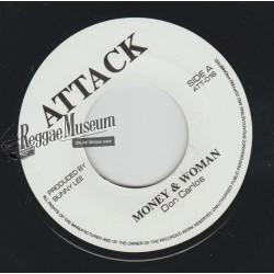 "Don Carlos - Money & Woman - Attack 7"""