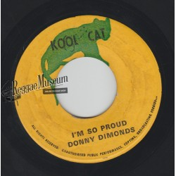 Donny Dimonds - Im So Proud - Kool Cat 7""