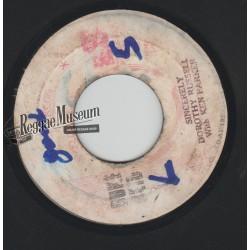 "Dorothy Russell & Ken Parker - Sincerely - Duke Reid 7"""