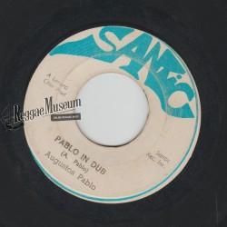 """Augustus Pablo - Pablo In Dub - Santic 7"""""""