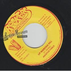 "Augustus Pablo - Up Wareika Hill - Rockers 7"""