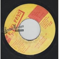 "Ed Robinson - Never Flipper Up - El PAso 7"""