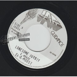 Eek A Mouse - Lonesome Journey - Jah Guidance 7""