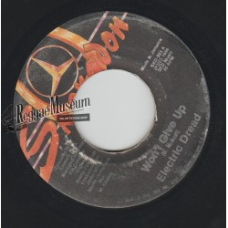 """Electric Dread Winston McAnuff - Wont Give Up - Skengdon 7"""""""
