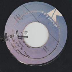 Baby Brown - Could You Be There - A&B 7""