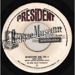 Equals - Georgetown Girl Yes I - President 7""