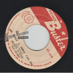 """Eric Monty Morris - Oh What A Smile Can Do - Prince Buster 7"""""""
