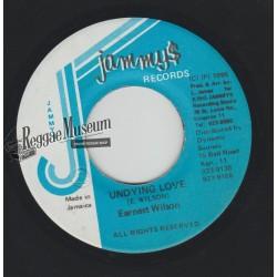 """Ernest Wilson - Undying Love - Jammys 7"""""""