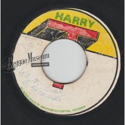 "Errol Scorcher - We No Easy - Harry T 7"""