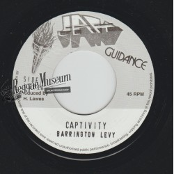 Barrington Levy - Captivity - Jah Guidance 7""