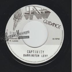 """Barrington Levy - Captivity - Jah Guidance 7"""""""