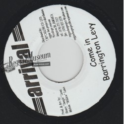 Barrington Levy - Come In - Arrival 7""