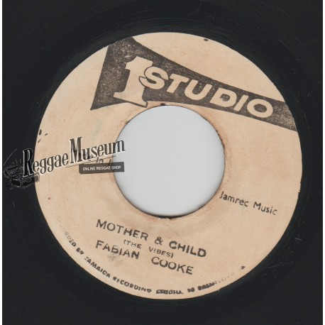 "Fabian Cooke - Mother & Child - Studio 1 7"""