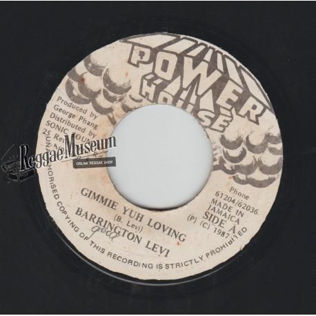 """Barrington Levy - Gimmie Yuh Loving - Power House 7"""""""