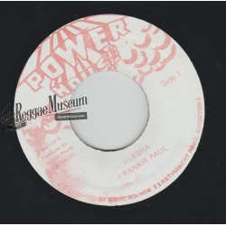 Frankie Paul - Alesha - Power House 7""