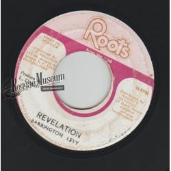 "Barrington Levy - Revelation - Roots 7"""