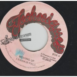 """Frankie Paul - Moving UP -  7"""""""