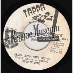 """Frankie Paul - Never Gonna Give Up - Tappa 7"""""""
