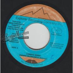 "Freddie McGregor - Coming Home -  7"""