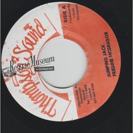 """Freddie McGregor - Jumping Jack - Thompson Sounds 7"""""""